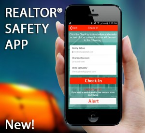 Realtor Safety App